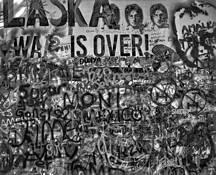 John Lennon Wall by Rik Palm rik@palm.biz