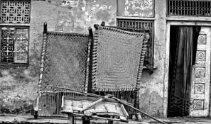 Bed-frames by Sundari Narayan Swami