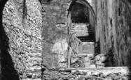Arches in Ruin at Cap Hatien by James N. Vedder