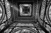 Eiffel Tower 2 by Jerry Grasso