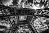 Eiffel Tower by Jerry Grasso