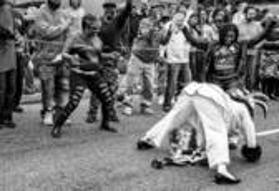 Street Dancing by Sundari Narayan Swami