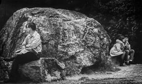 The Rock by Myron Slabaugh