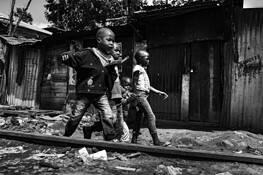 Kibera 1 by Matilde Simas