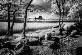 Kilchurn Castle by Paolo Ameli
