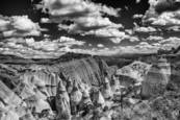 Tent Rocks by Gerry Giliberti