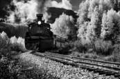 Cumbres & Toltec Railroad 01 by Jim Shoemaker