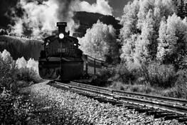 Cumbres & Toltec Railroad 01 by Jim Shoemaker