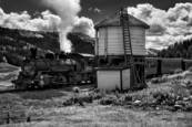 Cumbres & Toltec Railroad 02 by Jim Shoemaker