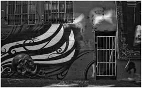 Alley Door by Michael Frey