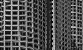 Boston Skyline by Mac Titmus