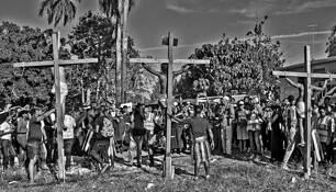 Crucifixion by William Acosta