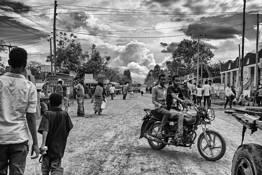 Delo Mena Days by Xtina Parks