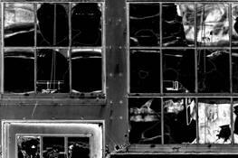Derelict Warehouse by Robert Schweibert