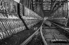 Vanishing Bridge for Steel by John Stritzinger