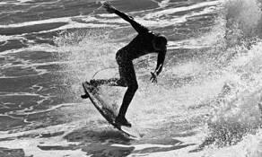 Surfer by Rick Chertoff