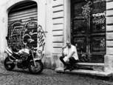 Italy Street 9 by Mark Colvin
