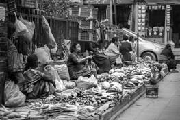 Farmers Market by Toni Wallachy
