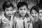 Three Boys by Doug Testa