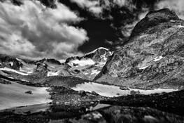 Gannett Peak Northeast Face by Chris Freeland