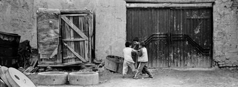 Street Scene 11 by Gloriann Liu