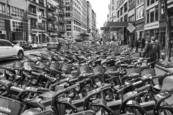 Citibikes by Ray Germann