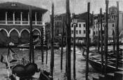 Venice - Then and Now by June LaRocca