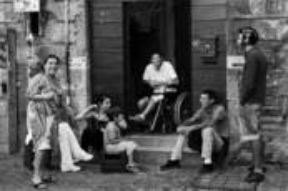 Trastevere Family by John R. Pepper
