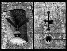 Castle Arrowslit by Marjorie Kay