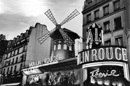 Moulin Rouge by Mia Wisnoski