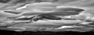 Cloud Over Mono by Jerry Kay