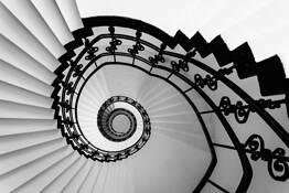 Spiral by Hilda Champion