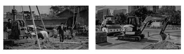 Heavy Equipment by Beverly LaRock