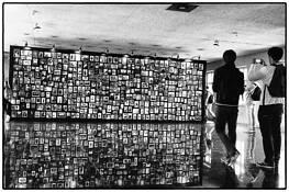 Auschwitz 8 by Yolande Querens