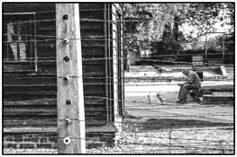 Auschwitz 9 by Yolande Querens