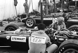 Race Mechanics by Alan Mahood