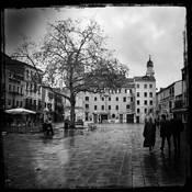 Venetian Stroll by Cheryl Slechta