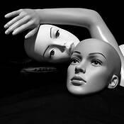 Mannequin-5 by Saman Majd