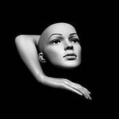 Mannequin-4 by Saman Majd