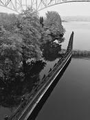 Fremont Bridge by David Chui