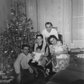 Christmas 1948 #2 by Eugene Renzi