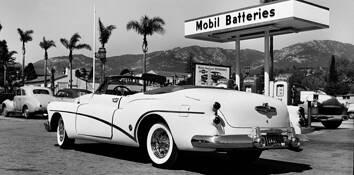 Electric Car by Steve Chinn