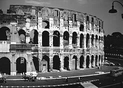 Coliseum Rome by Robert P. Sellati