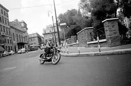 Motorcycle Man by John R. Pepper