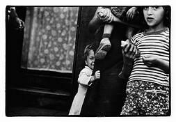 Peeking Child by John R. Pepper