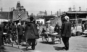 Old Street Vendor by Pieter Verhoeven