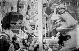 Street Scene by Ken J. Ball