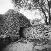 Le Village Des Bories by Cheryl Slechta
