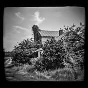Abandoned Farmhouse by David Pellegrini
