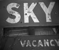 Sky - Vacancy by Robert Voorhees Jr.